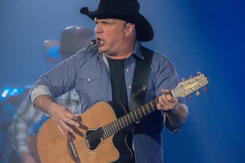 GARTH BROOKS (Sterling Munksgard / Shutterstock)
